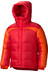 Marmot M's Greenland Baffled Jacket Team Red/Sunset Orange (6270)